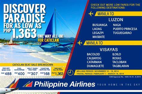 Promo Air philippine airlines promo philippine airlines promo