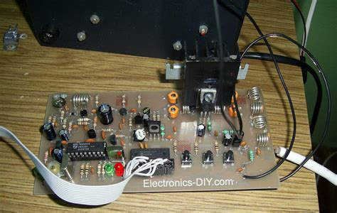 diy radio transmitter 8w pll stereo transmitter with lcd