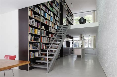 modern home library designs that how to stand out