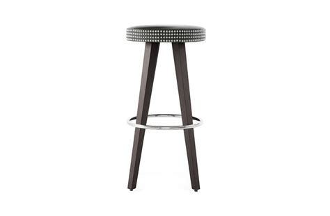 bar stool companies studded bar stool bar stools the sofa chair company