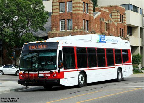 red deer transit nova bus lfs cng