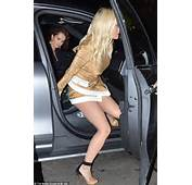 Shes Got Legs Rita Looked Radiant As She Left A Pre Grammy Party