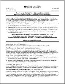 functional resume sles doc 638825 marketing resume objective statement exles