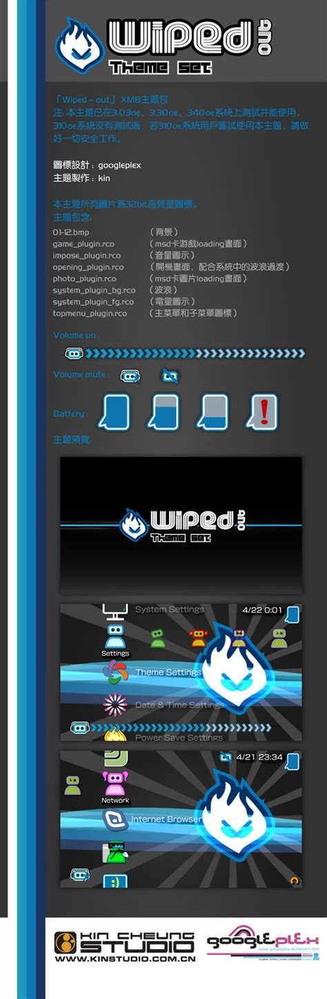 themes psp 2015 wiped out psp theme by kinstudio on deviantart
