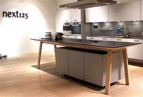 Island Kitchen Table German Brand Schuller Dominates Kbb Birmingham Kitchens