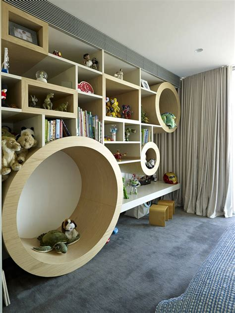 estantes de pared originales estanter 237 as para habitaciones infantiles 50 ideas geniales
