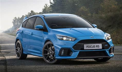 Ford Focus RS Edition 2017 revealed   New hot hatchback