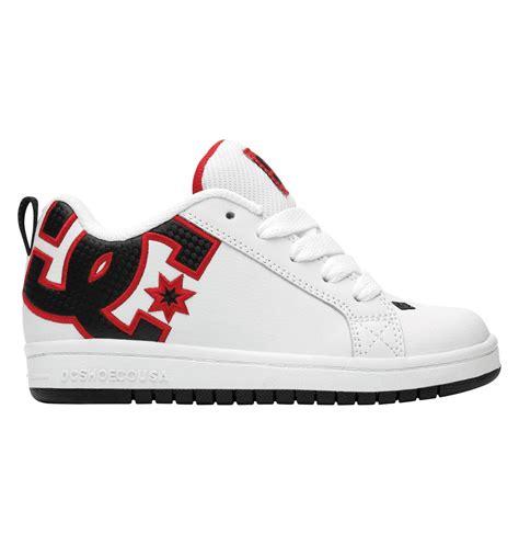 Shoes Dc Original 4 boy s 4 7 court graffik shoes 300504a dc shoes