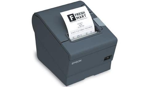 epson tm t88v printing light epson tm t88v pos and register thermal receipt