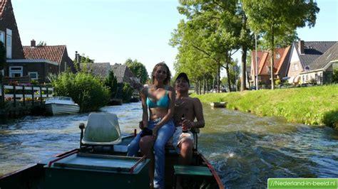schuit groningen medemblik gt oosterhaven luchtfoto s foto s nederland