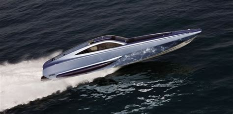 fastest production speed boat the world s fastest vehicles the fact site