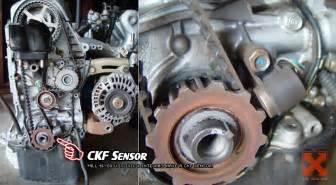crank fluctuation sensor error code 54 honda tech