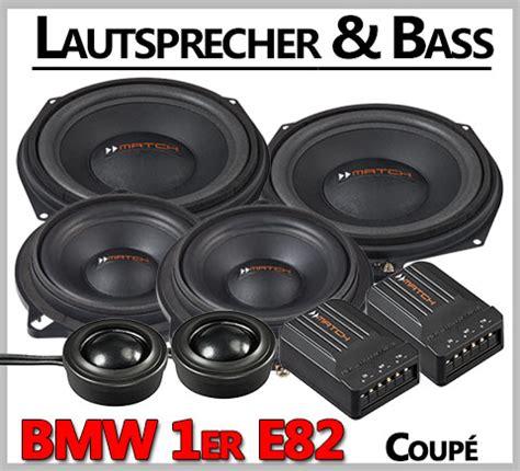 Bmw 1er E82 Lautsprecher by Autoradio Einbau Tipps Infos Hilfe Zur Autoradio