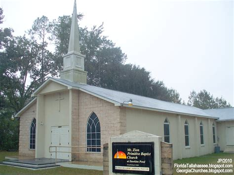 baptist churches in tallahassee fl