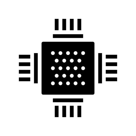 integrated circuit logos chip circuit ic integratedcircuit microchip microprocessor semiconductor icon icon