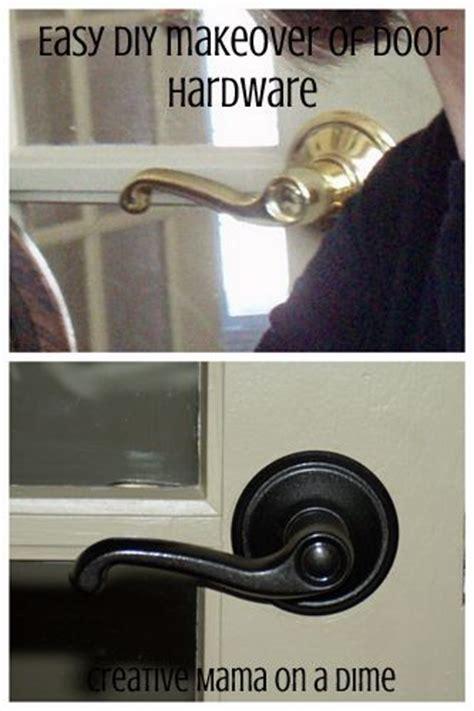 Rustoleum Door Knobs by 17 Best Ideas About Bronze Spray Paint On