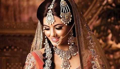 Bridal Photos by The Essentials Of Indian Bridal Jewelry