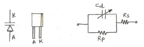 microwave diode circuit varactor diode basics varactor diode applications