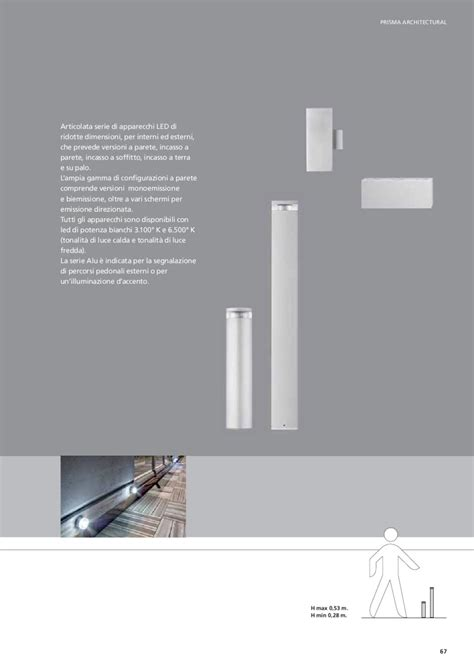 prisma illuminazione spa catalogo prisma architectural by performance in lighting