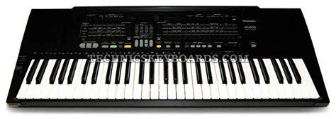 Keyboard Technics technics keyboards technics kn400
