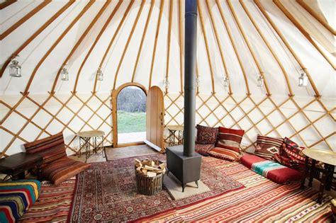 Western Bathroom Decorating Ideas yurt interior forts pinterest