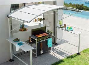 abri barbecue hesp 233 ride neiba 3 x 1 50 x 2 30 m jardideco