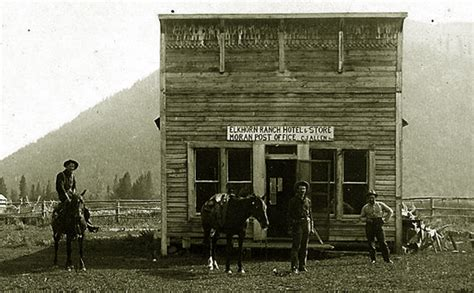 Post Office Jackson Wy by Grand Tetons Wyoming Tales And Trails