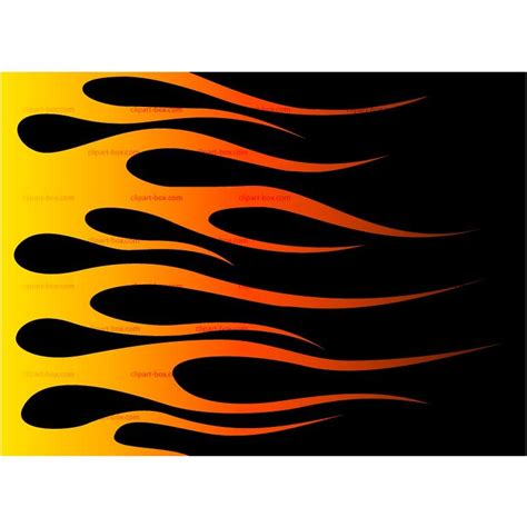 flames clipart clipart of flames footwear concept 202