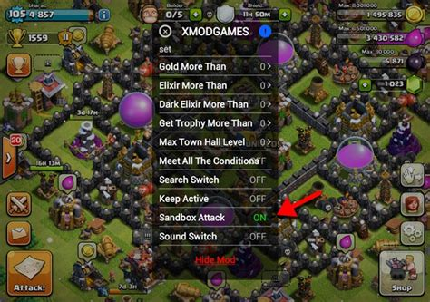 how to root clash of clans in xmodgames how to attack offline in clash of clans war or friends base
