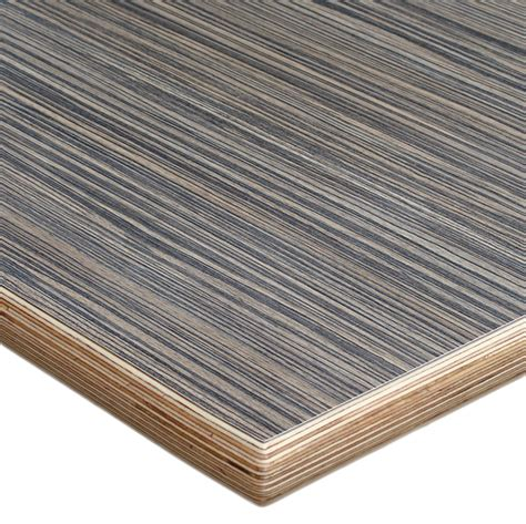 zebrano laminate table tops