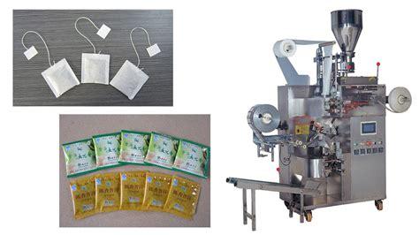 Tea Bag Machine Tea Machine by Automatic Tea Bag Packing Machine With Outer Bag