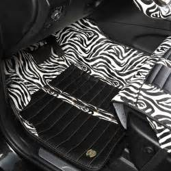 Unique Auto Floor Mats Buy Wholesale Classic Zebra Print Pvc Custom Auto Carpet