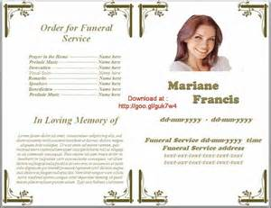 memorial templates microsoft word 79 best funeral program templates for ms word to