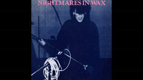 Alive Black nightmares in wax dead or alive black leather single
