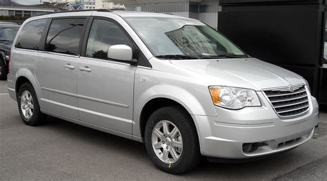 Chevrolet Chrysler by Chrysler Minivans