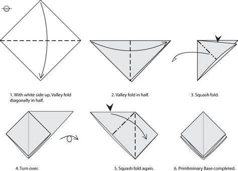Origami Base - origami bird base driverlayer search engine