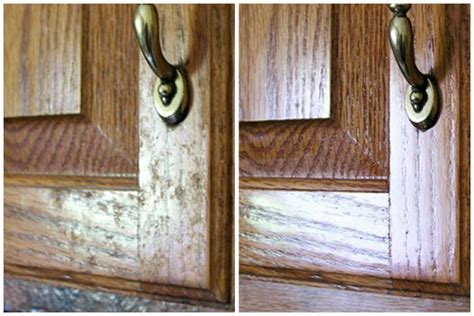 how to get grease off kitchen cabinets how to getting grease off kitchen cabinets rl