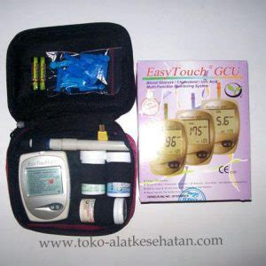 Gula Darah Easytouch jual alat cek gula darah easytouch gcu harga easytouch