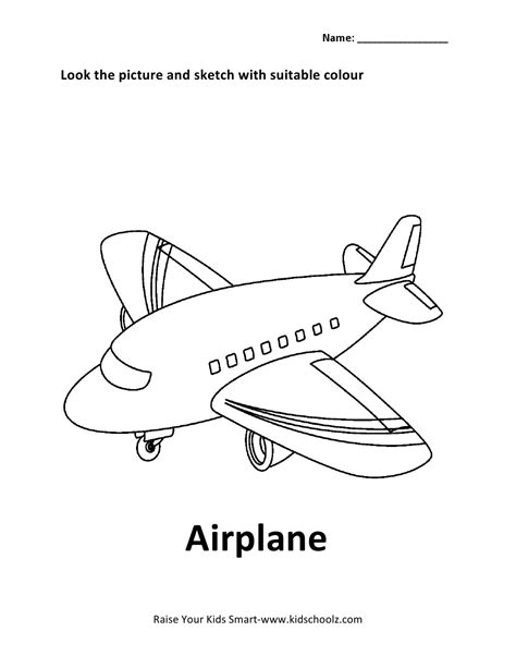 coloring pages for ukg lkg colouring activity worksheet printable sheets coloring