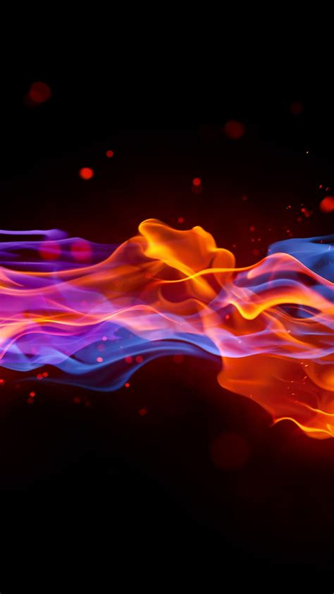 wallpaper fire   wallpaper blue red violet background abstract