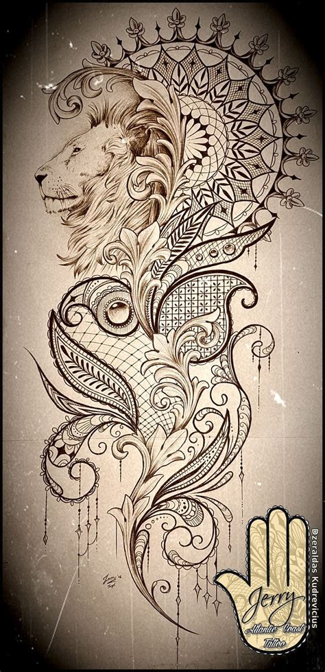 scenic tattoo designs tatto ideas 2017 beautiful mandala and lace
