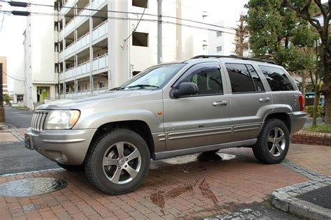jdm jeep 2002 jeep grand cherokee limited rhd reserved right