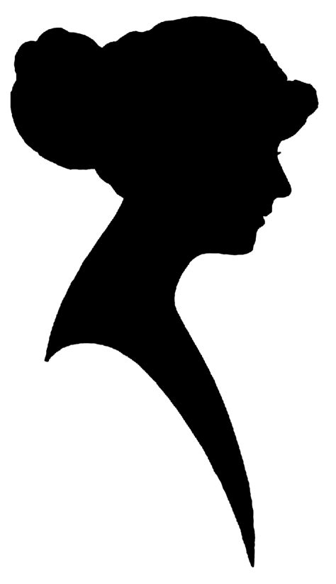 clipart image free silhouette clipart vintage call me