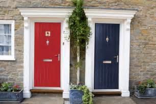 Exterior Door Uk Relics Of Witney The Best Front Door Colours To Paint Cotswold Houses
