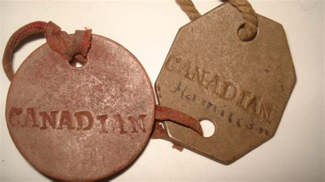 ww2 tags question ww1 or ww2 tags