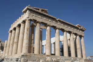 All About Athens by Parthenon Illustration Ancient History Encyclopedia