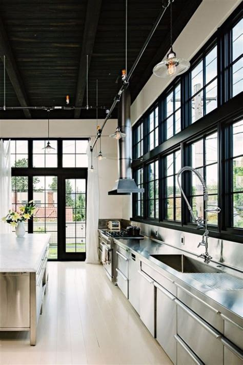 industrial style kitchen industrial style kitchen decorating ideas