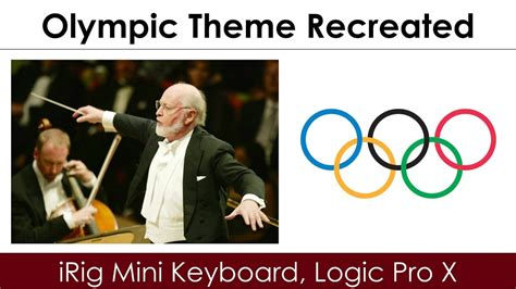 themes in part two of 1984 olympic theme 1984 tribute john williams youtube