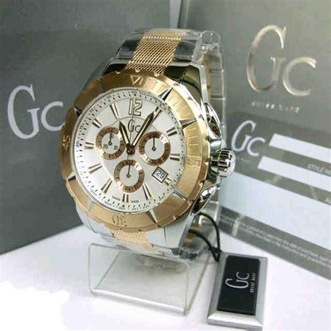 Jam Tangan Gc Guess Collection Motif Bulan Sabit Green Leather jual jam tangan guess collection gc x53002g1s original baru jam tangan pria model terbaru