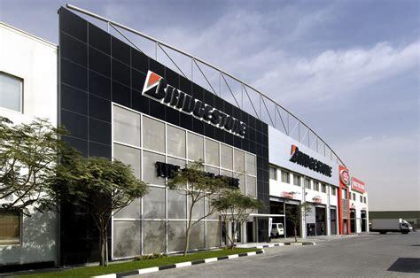 design free zone dubai logistics center for bridgestone at jebel ali free zone